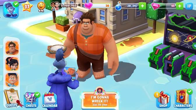 o-reino-magic-da-disney-image005 Jogo da Disney e Gameloft já rendeu mais de R$ 400 milhões