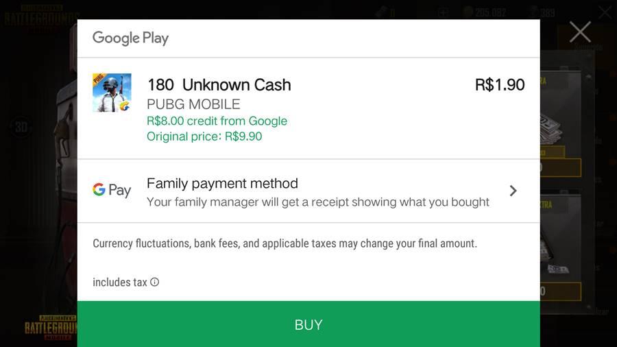 pubg-mobile-como-ganhar-uc-promoca-google-play-4 PUBG Mobile: como ganhar UC de graça (promoção da Google Play)