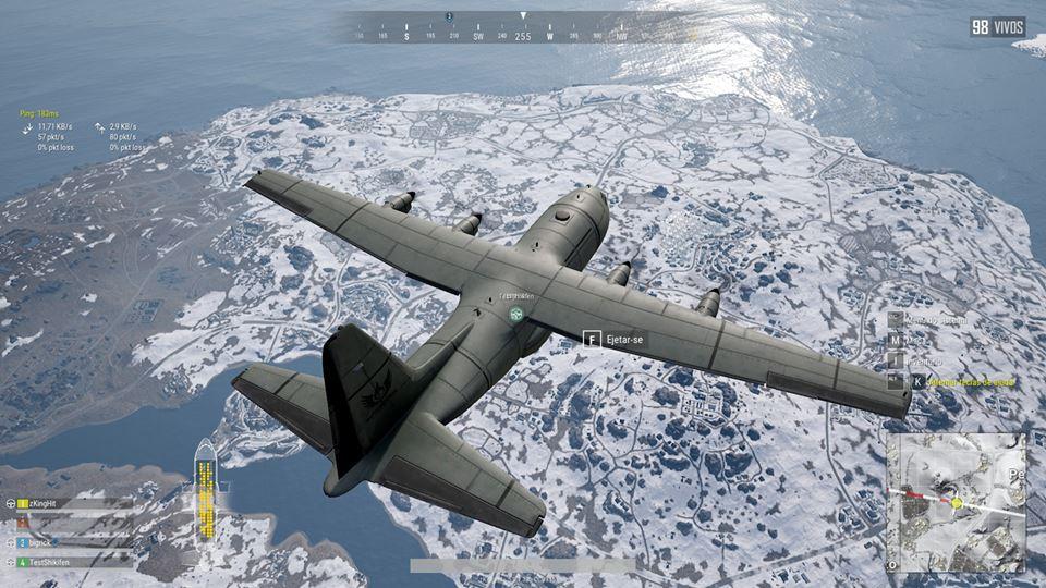 pubg-mobile-mapa-neve PUBG Mobile: Mapa da Neve (Vikendi) chega no dia 20 de dezembro