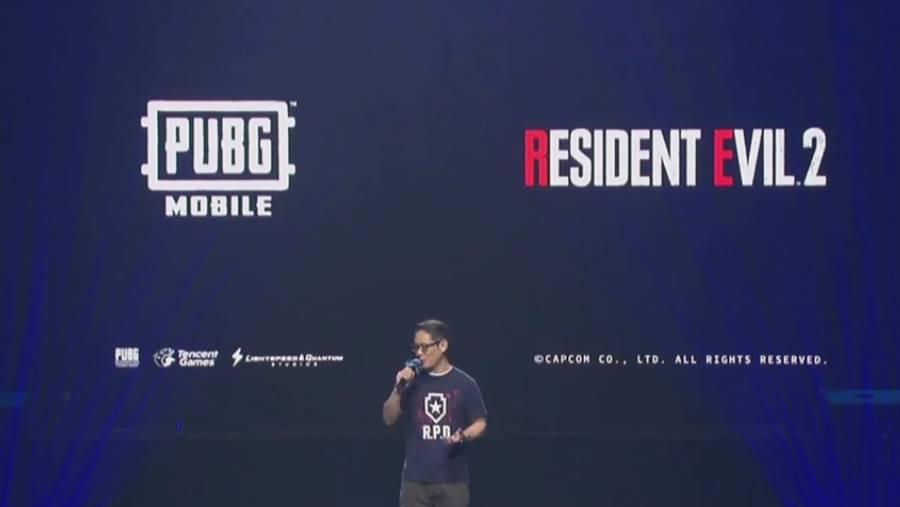pubg-mobile-resident-evil-2-anuncio PUBG MOBILE anuncia parceria com Resident Evil 2