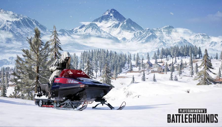 snowmobile-vikendi-pubg-mobile Os Melhores Jogos para Celular de 2018