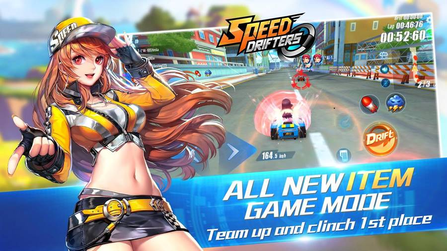 speed-drifters-android-apk Garena Speed Drifters entra em pré-registro (Android e iOS)