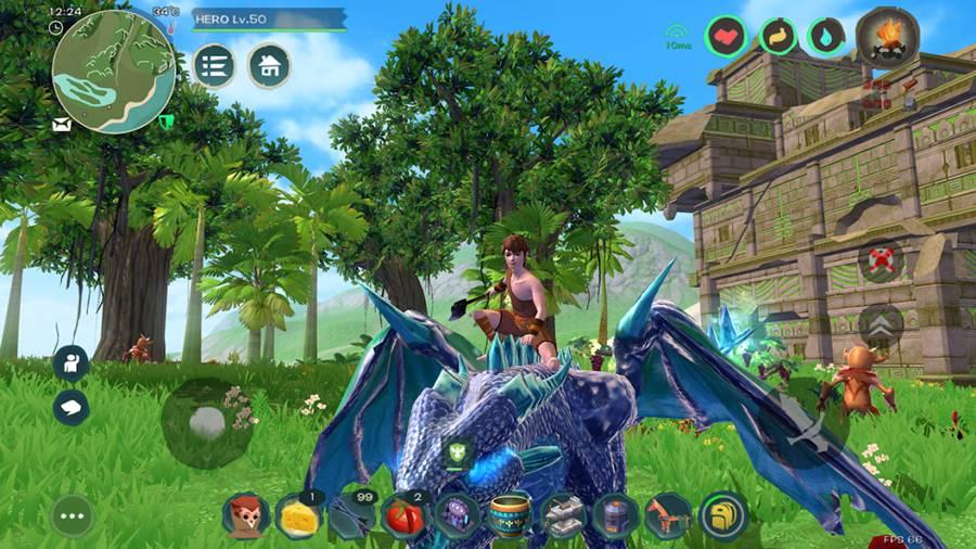 Utopia Origin: um MMO de sobrevivência que chega em breve (Android e iOS)