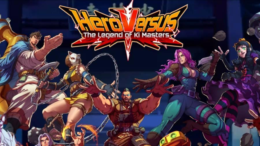 """HeroVersus: conheça novo jogo de luta mobile que """"humilha geral"""" (APK)"""