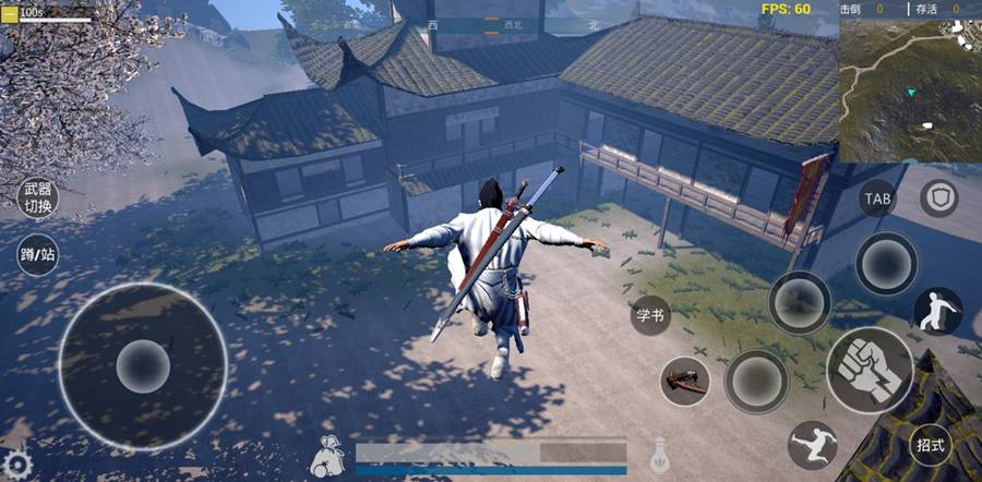 The-Swordsmen-X-Mobile-003 The Swordsmen X Mobile: Battle Royale Medieval com Unreal Engine 4