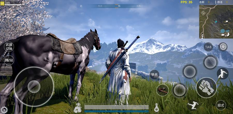 The-Swordsmen-X-Mobile-android The Swordsmen X Mobile: Battle Royale Medieval com Unreal Engine 4