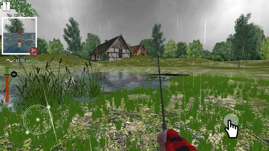 Ultimate-Fishing-Simulator 30 Melhores Jogos Android Offline 2019