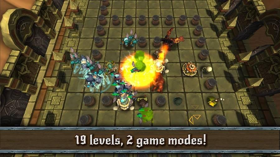 beast-toers 16 Jogos PAGOS que estão DE GRAÇA no Android (promoção)