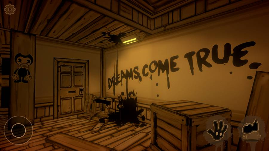 bendy-and-the-ink-machine-android 30 Melhores Jogos Android Offline 2019