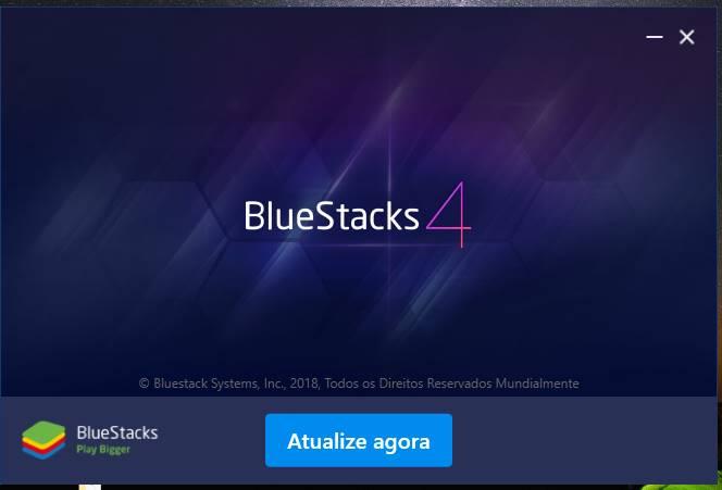 bluestacks-4-atualizacao Como Corrigir Erro de Brawl Stars no PC (BlueStacks 4)