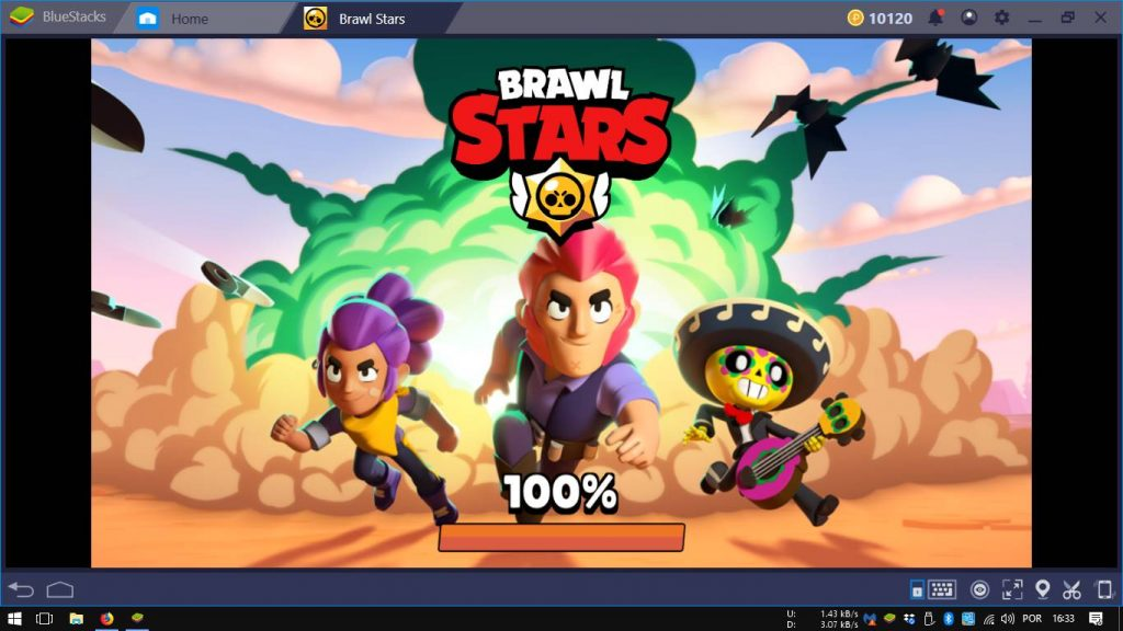 brawl-stars-no-bluestacks-1024x576 Como Corrigir Erro de Brawl Stars no PC (BlueStacks 4)