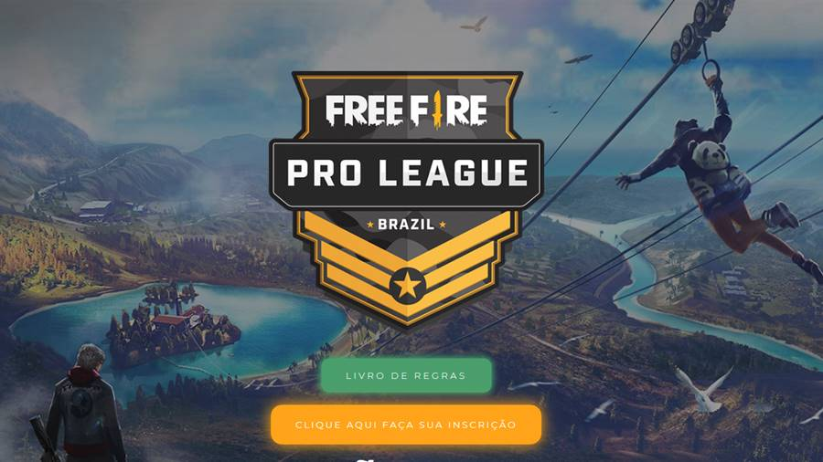 Garena e Pro League anunciam o 1º Campeonato Mundial de Free Fire