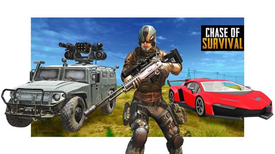 chase-of-survival Chase Of Survival é disparado o Battle Royale mais FEIO de 2019