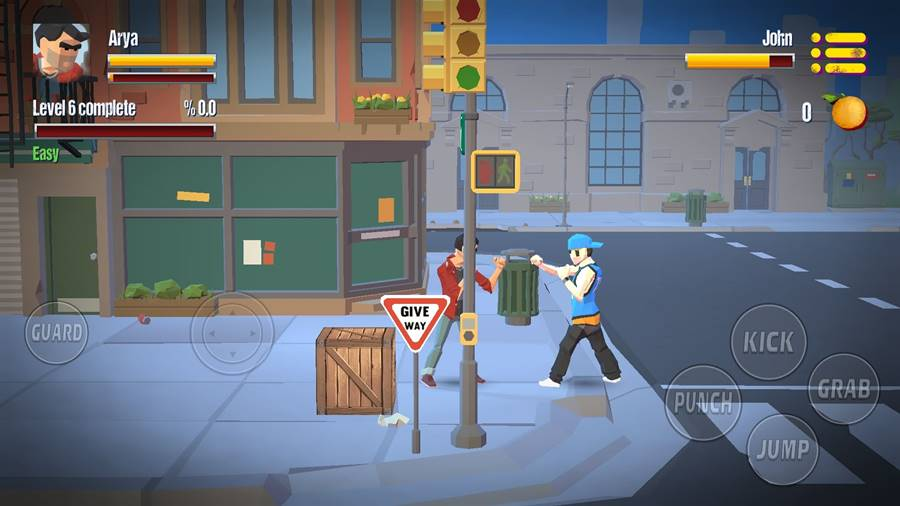 city-fighter-android 30 Melhores Jogos Android Offline 2019