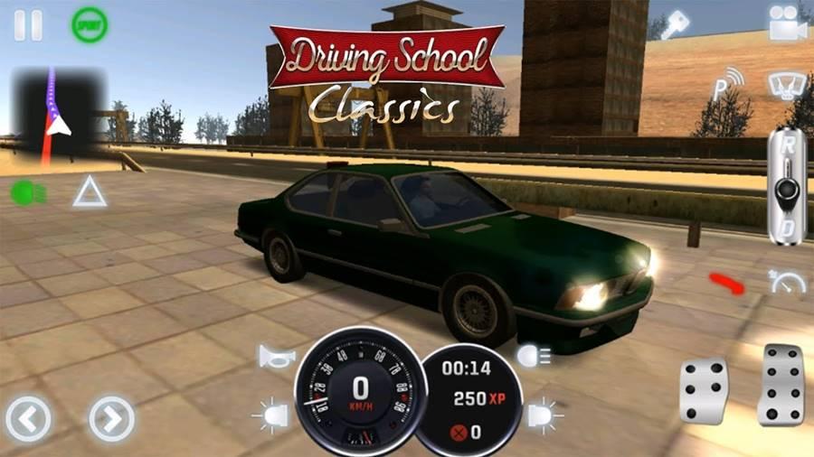 driving-classics 30 Melhores Jogos Android Offline 2019