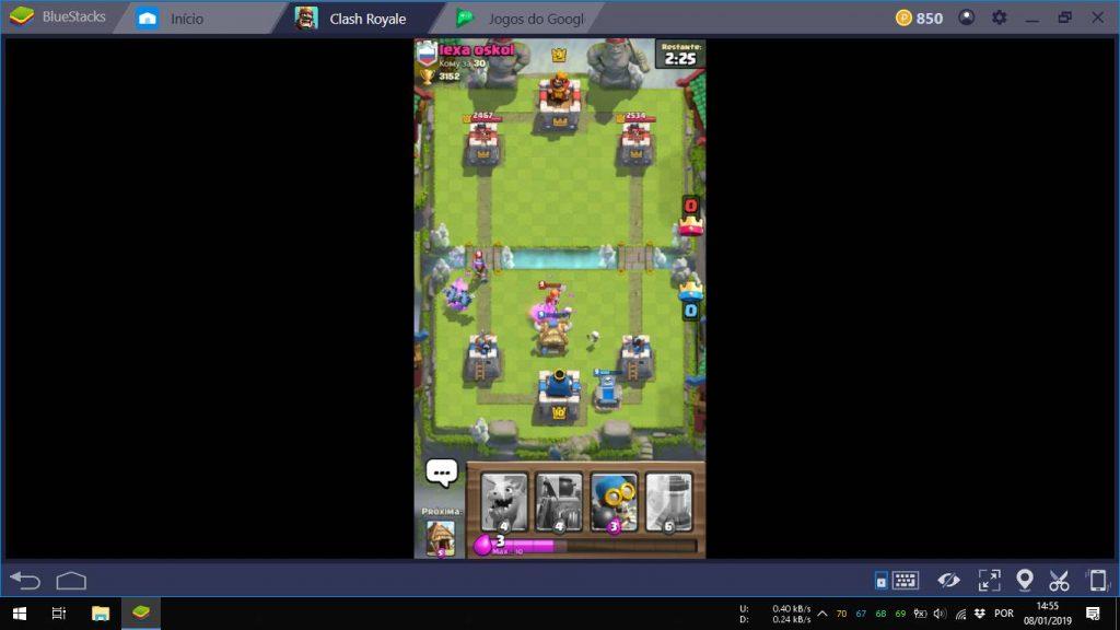 emulador-bluestacks-4-clash-royale-1024x576 10 Melhores Jogos para o Emulador BlueStacks 4