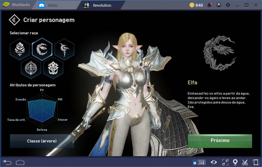 emulador-bluestacks-4-lineage-2 10 Melhores Jogos para o Emulador BlueStacks 4