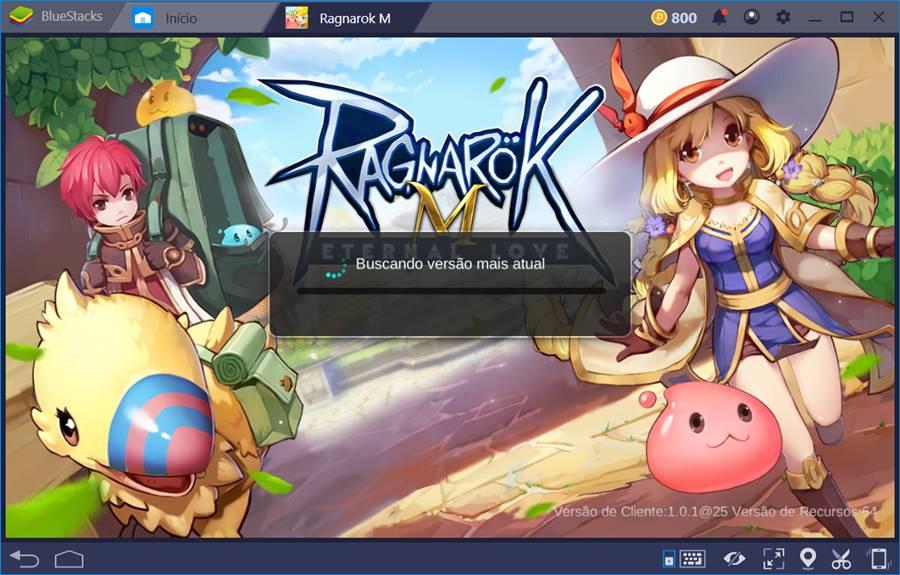emulador-bluestacks-4-ragnarok-mobile 10 Melhores Jogos para o Emulador BlueStacks 4