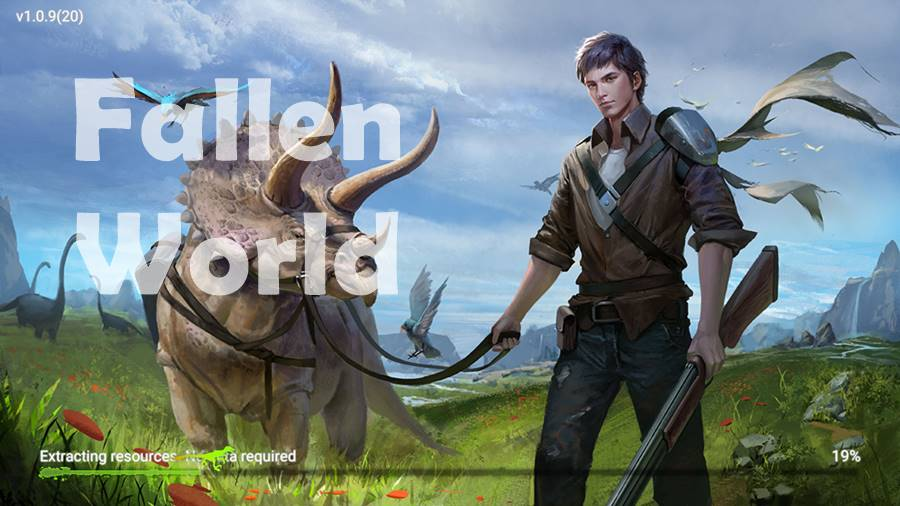 fallen-world-android Fallen World chega ao Android (APK)