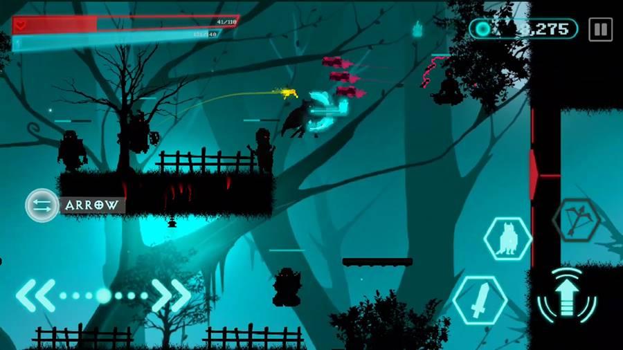 gleam-of-fire 20 Melhores Jogos Pagos Android 2018 - parte 2