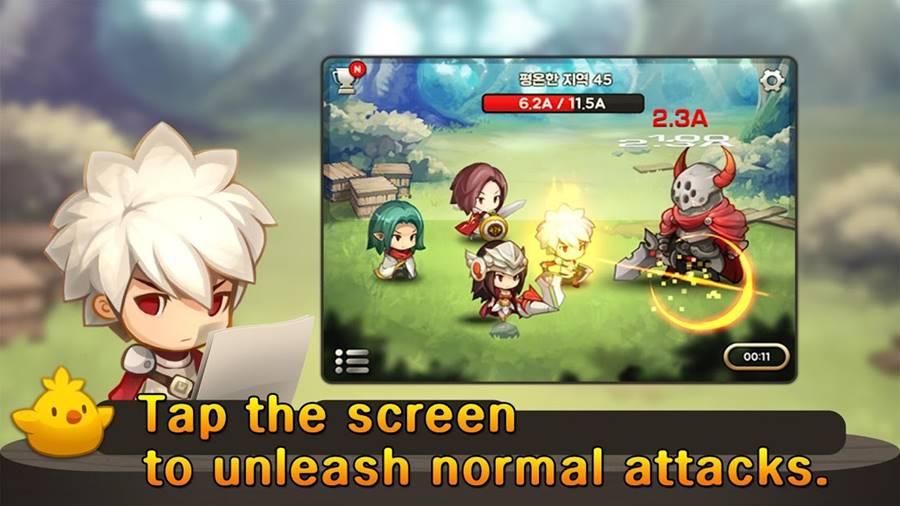 god-of-attack 16 Jogos PAGOS que estão DE GRAÇA no Android (promoção)
