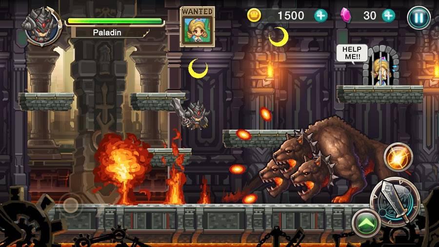 herois-de-elite-android-offline-2 Heróis de Elite: Jogo de plataforma 2D gratuito e OFFLINE