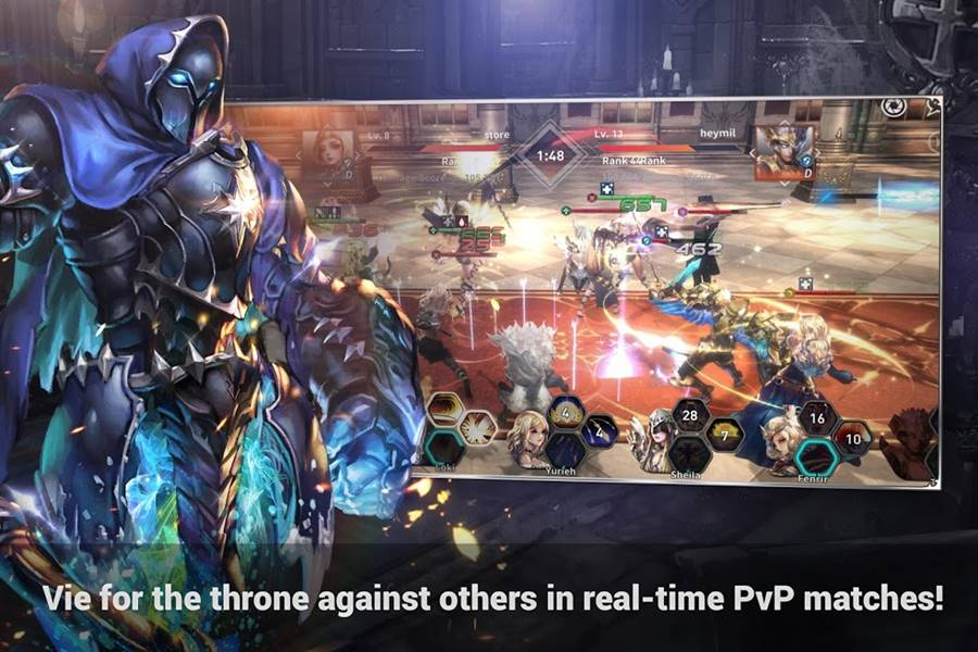 lyn-the-lightbringer-2 Lyn The Lightbringer: Novo RPG da Nexon para Celulares