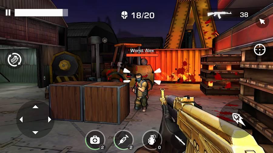 major-gun-2-android-offline Major Gun: baixe o jogo original e não a cópia