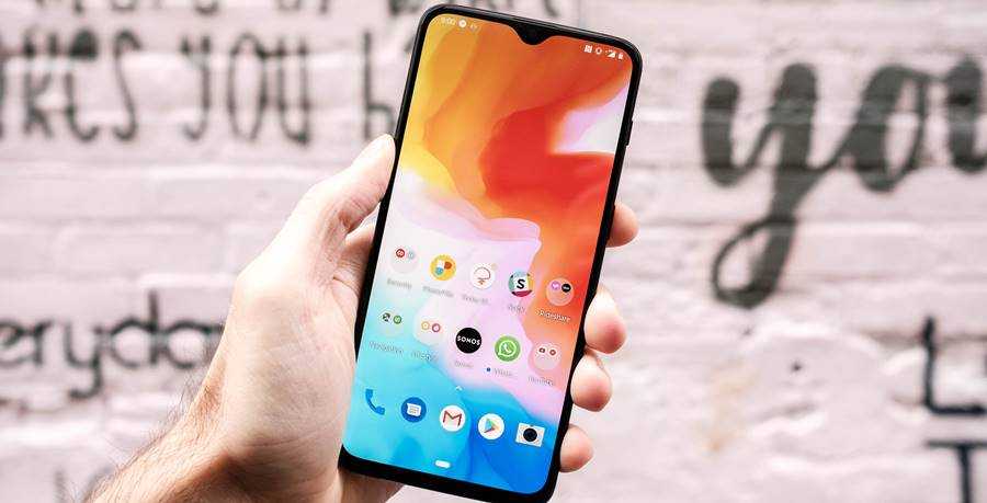 oneplus-6t Top 10 Melhores Celulares Chineses 2019