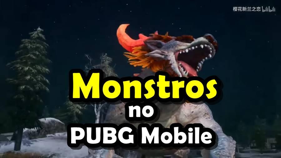 pubg-mobile-beta-013-chinesa PUBG Mobile ganha modo com Monstros na China
