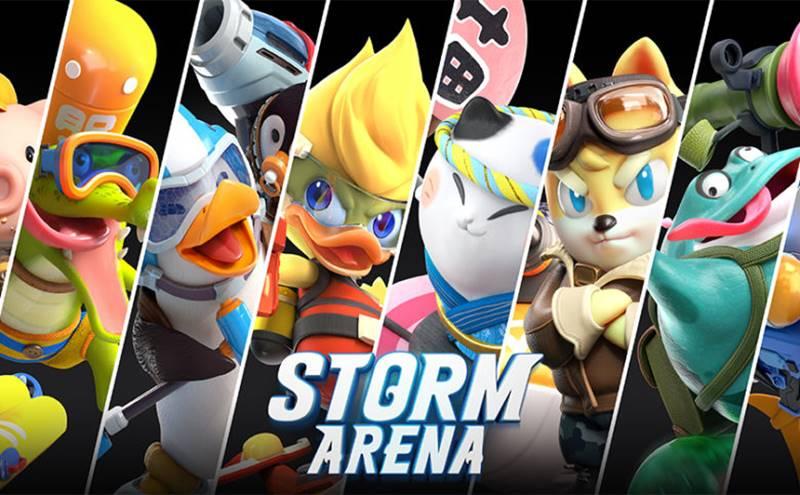 "storm-arena-android-apk-iphone Storm Arena: NetEase lança ""clone"" de Brawl Stars (APK)"