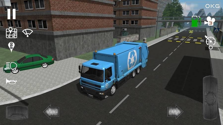 trash-truck-simulator-android-caminhao-de-lixo Trash Truck Simulator: vire o motorista de um caminhão de lixo