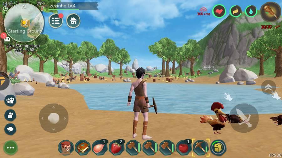 Utopia Origin: game de sobrevivência tem elementos de ARK