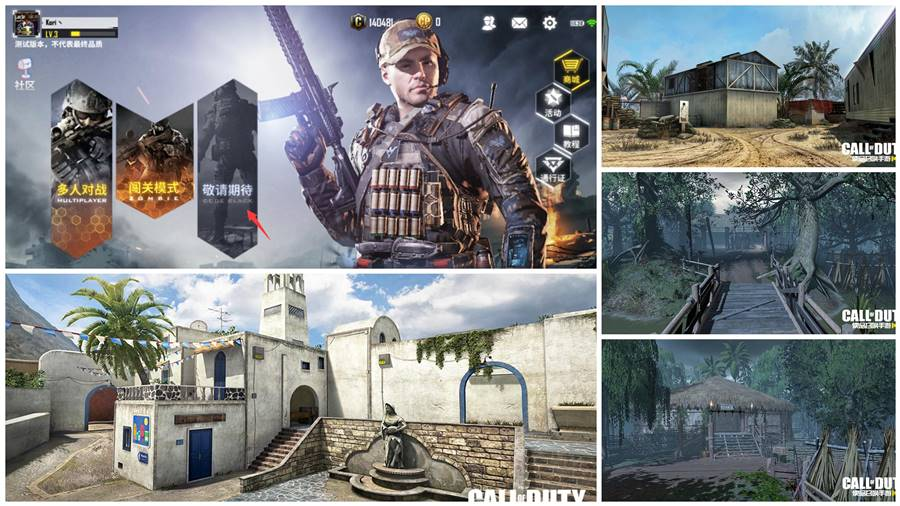 Call-of-Duty-Legends-of-War-novos-mapas Call of Duty Mobile: Battle Royale, novos mapas e data de lançamento