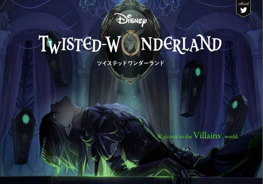 Disney Twisted-Wonderland: novo jogo para Android e iOS