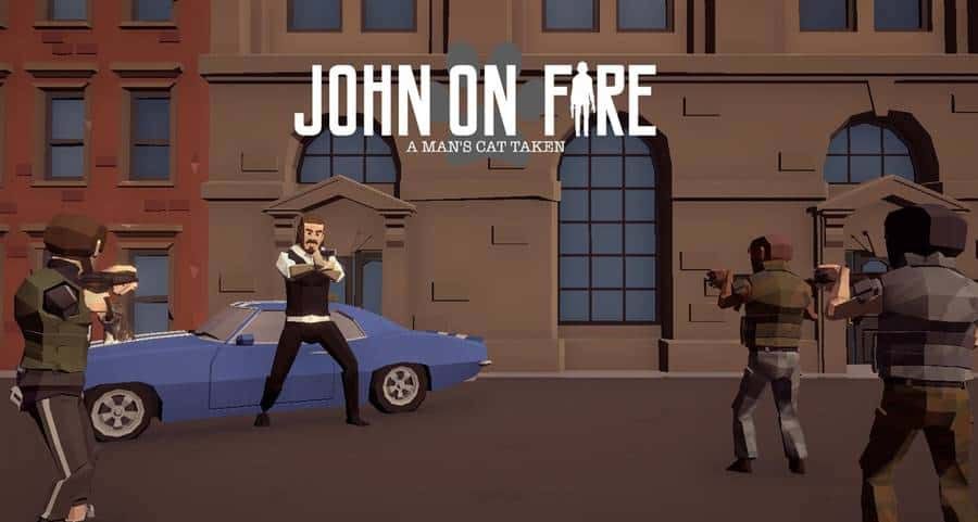John-on-Fire-android-apk John on Fire é um jogo offline inspirado no filme John Wick