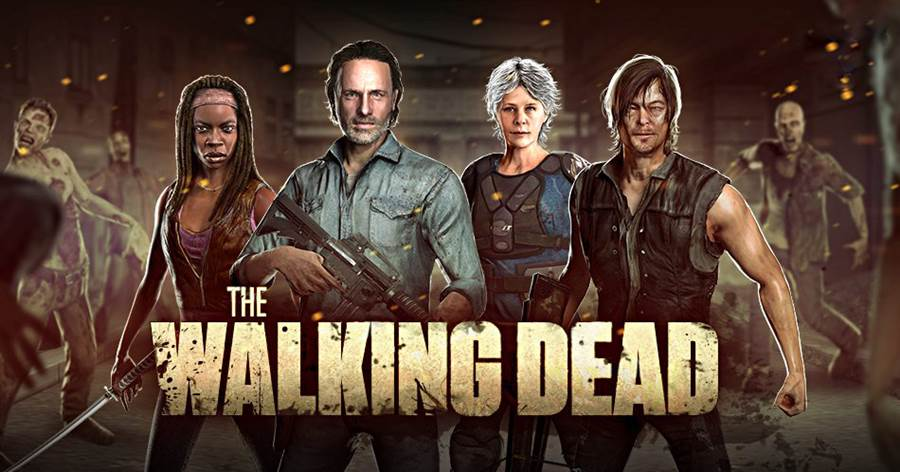The-Walking-Dead-Battle-RPG-Android-iPhone The Walking Dead Battle: Game de RPG está em testes (APK)