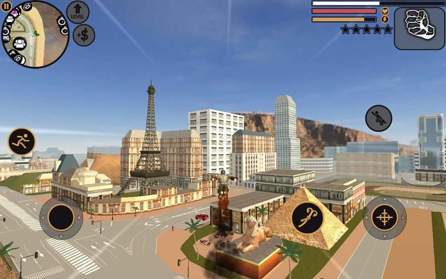 Vegas-Crime-Simulator-1 Vegas Crime Simulator: Um GTA leve e OFFLINE (apenas 100 MB)