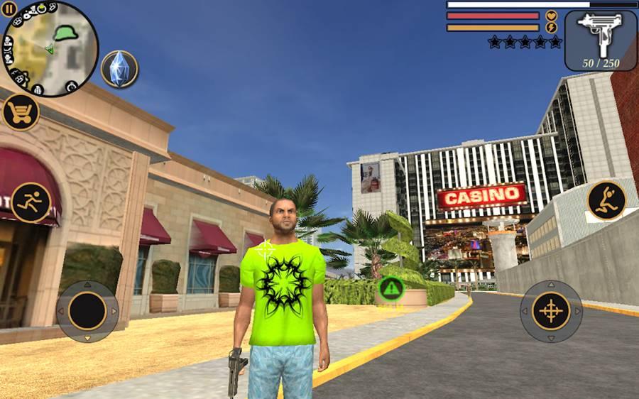 Vegas-Crime-Simulator-2 Melhores jogos para celular da semana: 09/02/2019