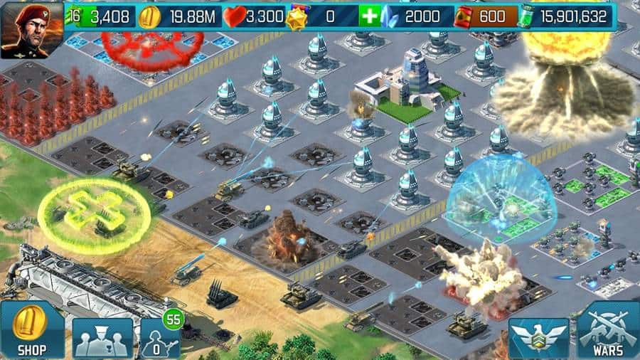 World-at-Arms-android-iphone Os 25 Melhores Jogos de Guerra para Android e iPhone
