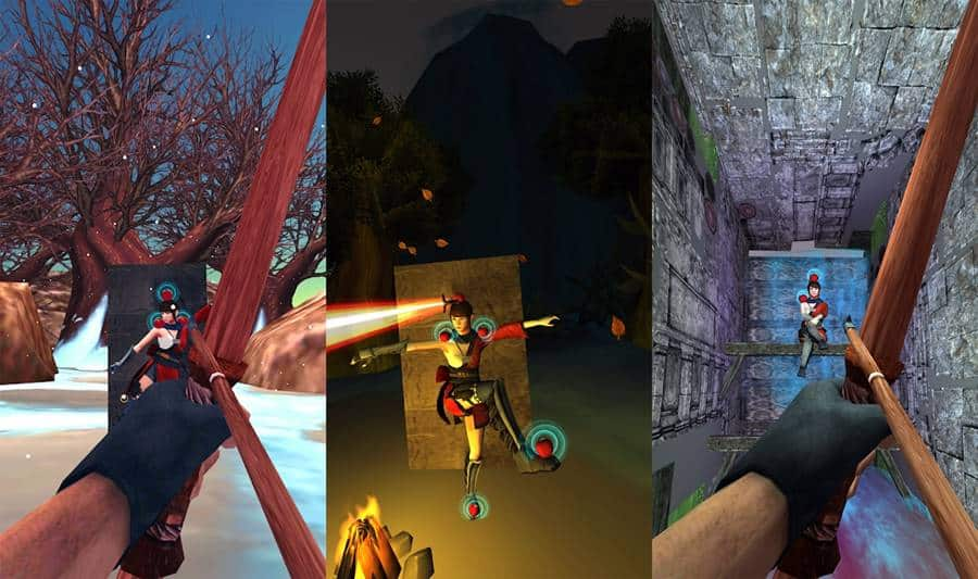 archery-3d-game 19 Jogos OFFLINE Pagos que estão de GRAÇA no Android