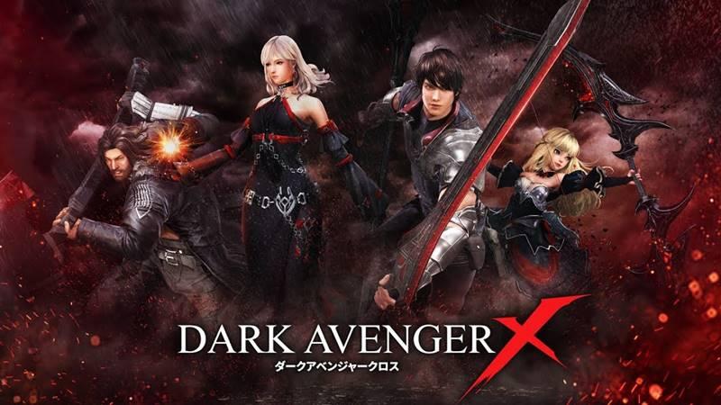 dark-avenger-x-apk DarkAvenger X é uma versão japonesa de Darkness Rises (APK)