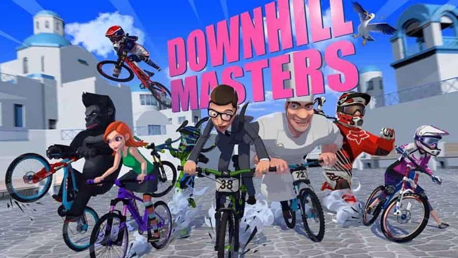downhillmasters-android Downhill Masters: Jogo de Bicicleta chega ao Android