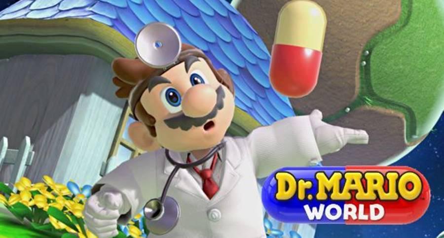 dr-mario-world-android-iphone Dr. Mario World será lançado para celulares Android e iOS