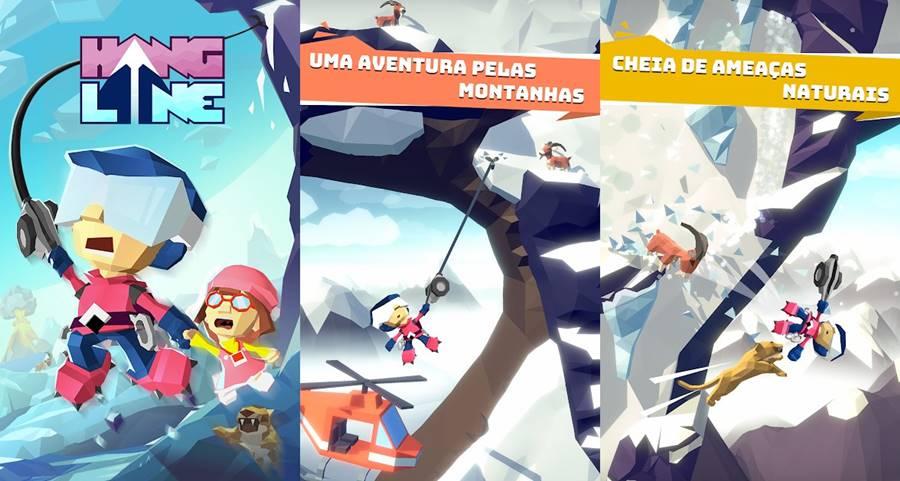 hangline-iphone Os 10 Melhores Jogos para iPhone de Janeiro de 2019