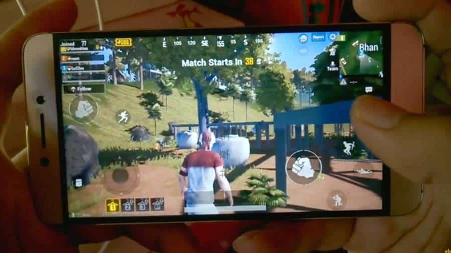 leeco-le-2-pubg-mobile 5 Melhores Celulares para Jogos até R$ 500 reais (2019)