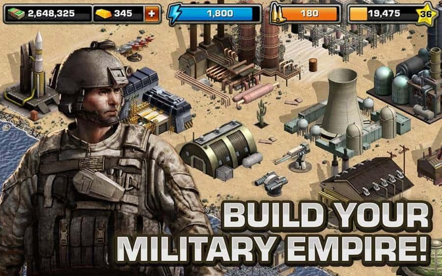 modern-war-android-iphone Os 25 Melhores Jogos de Guerra para Android e iPhone