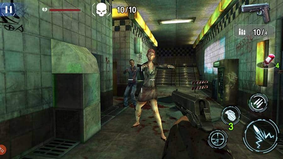 overkill-zombie-dead-game Overkill the Dead Survival - jogo offline para Android