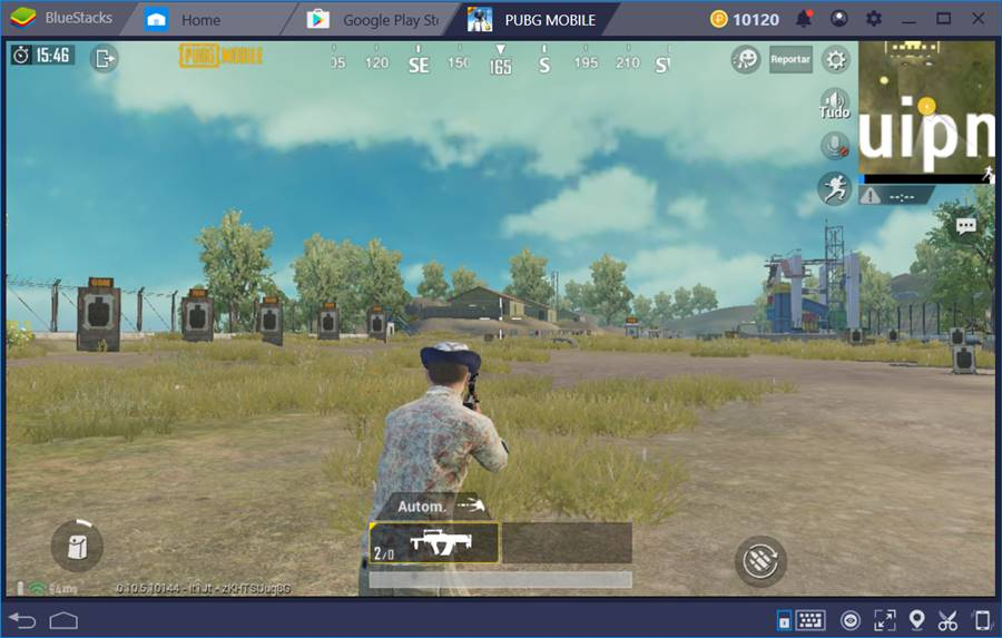 "pubg-mobile-bluestacks-2 Como instalar PUBG Mobile em PC ""Fraco"""
