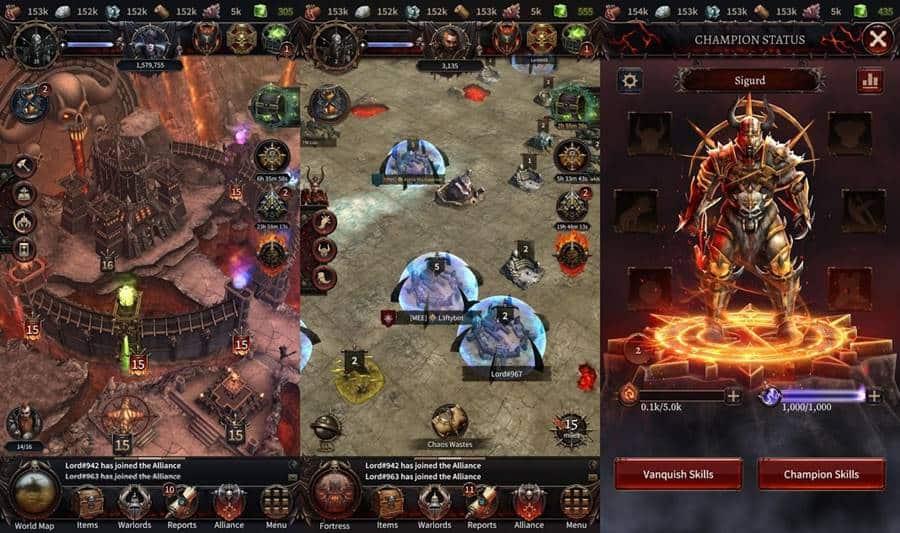 warhammer-chaos-conquest Warhammer: Chaos & Conquest abre pré-registro no Android e iOS